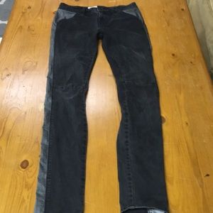 Guc Marc by Marc Jacobs skinny workwear jeans